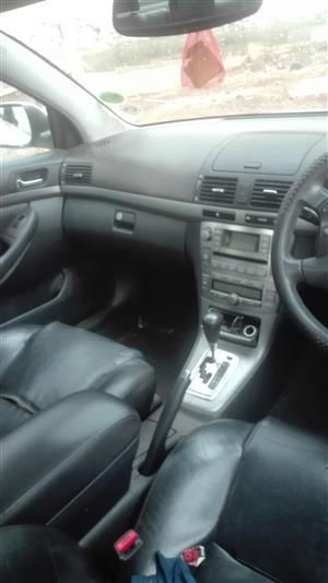 2008 Toyota Avensis 2.0 Advanced automatic