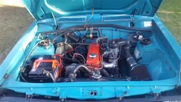 1996 Nissan 1400 Champ