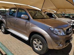 2009 Toyota Hilux 2.7 double cab Raider