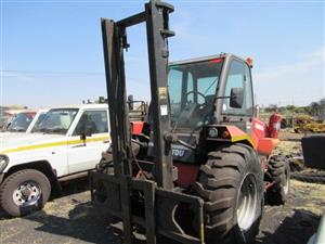 Manitou M30-4 Turbo, 3 Ton Forklift