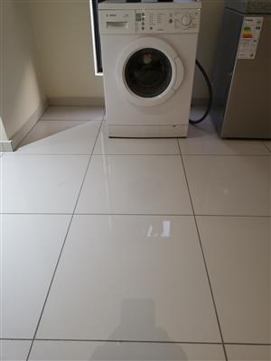 Bosch washing machine front loader in good condition
