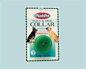 Pet Dog Flea And Tick Collar Plush Pet - 66Cm