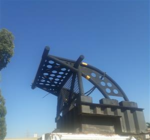 Mining R.O.P.S. Frame for sale for 1 ton Bakkie