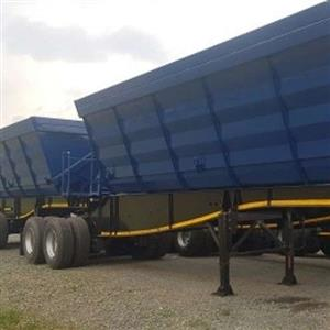 34 ton side tipper trucks to hire /rent call 0655573173
