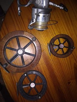 Four reels for sale