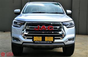 2020 JAC T8 double cab T8 1.9TDi LUX P/U D/C