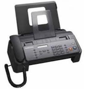 Samsung fax machine SF-371P R 500