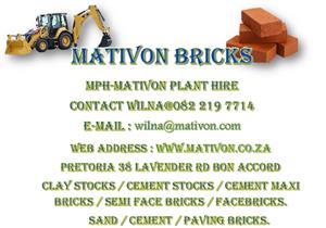 Mativon Brick Depot