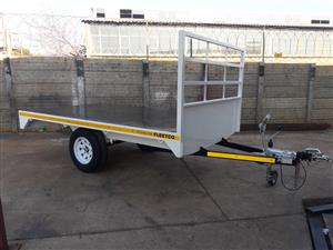 FLATBED TRAILER FOR SALE, VERY VERY STRONG, ALL INCLUDED