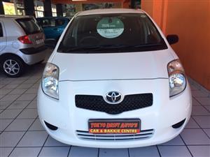 2008 Toyota Yaris 1.3