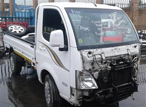 Tata super ace 2016 1.4 turbo diesel Stripping for spares