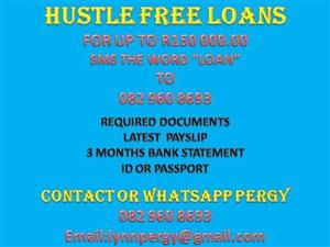 Hustle Free Loans