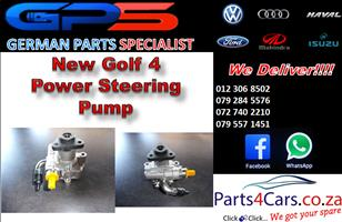 New VW Golf 4 Power Steering Pump for Sale