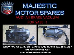 AUDI BRAKE VACUUM FOR SALE !!
