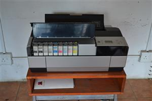 Photographic printer