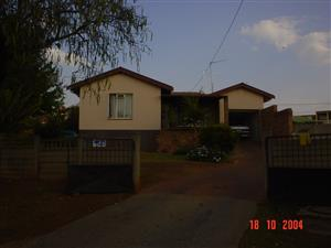 House 3 bed in Kwaggasrand, Pretoria West to let