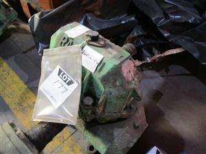 Radicon Size 7, 15:1 Ratio Gearbox- ON AUCTION