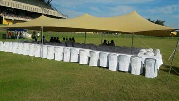 FRAME MARQUEES, WATERPROOF STRETCH TENTS AND COLDROOMS FOR HIRE AROUND DURBAN FROM R999