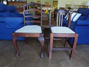 Elegant occasional chairs