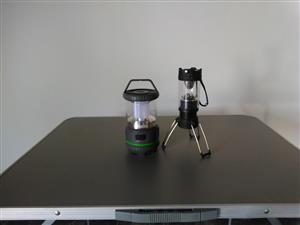 Lantern & torch