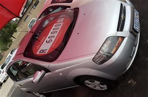 2007 Chevrolet Aveo 1.5 LS