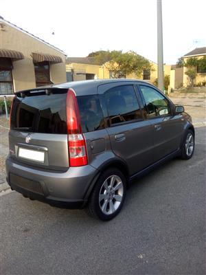2009 Fiat Panda 1.4 100HP