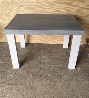 Patio table Farmhouse series 1200 - Two toned