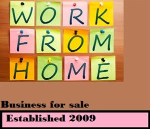 Business for sale. . One hour per day required. Work from home/part time. R40 000+pm nett