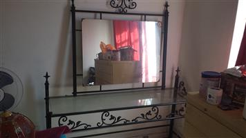 Dressing room table