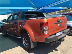 2015 Ford Ranger 3.2 double cab Hi Rider Wildtrak