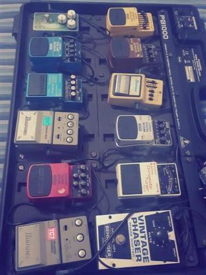 Pedalboard For sale