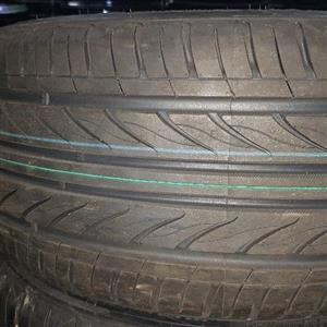 Achilles 235/35 19inch tyres x2 for sale