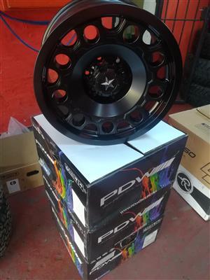 18inch bakkie wheels for sale