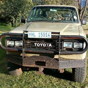 1986 Toyota FJ Cruiser
