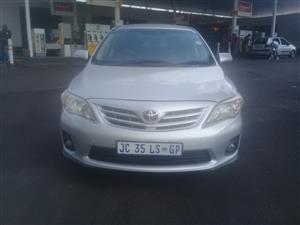 2011 Toyota Corolla 2.0 Exclusive