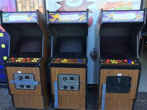 Arcade Old School Single Game Coin Operated