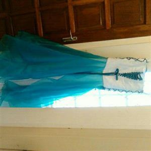Wedding or matric dress
