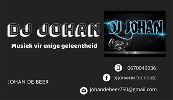 DJ JOHAN