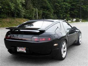 Porsche 928 windscreens