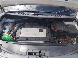 VW Caddy panel van