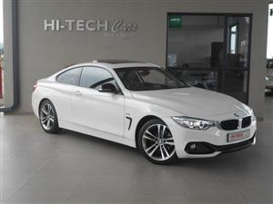 2014 BMW 4 Series coupe 420i COUPE A/T (F32)