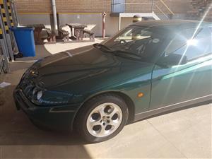 1996 Alfa Romeo GTV 3.2 V6