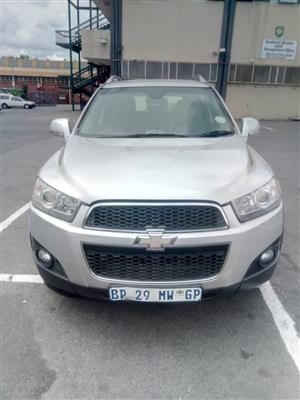 2011 Chevrolet Captiva 2.4 LT 4x2