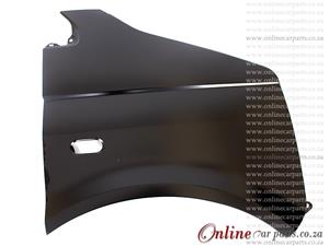 VW Kombi T5 Right Hand Side Front Fender With Holes EAR=LAT 2004-