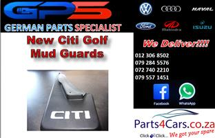 New VW Citi Golf Mud Guards for Sale