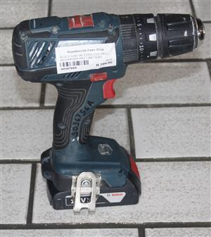 Bosch GBS 182 cordless drill with charger and 1 battery S036756A #Rosettenvillepawnshop