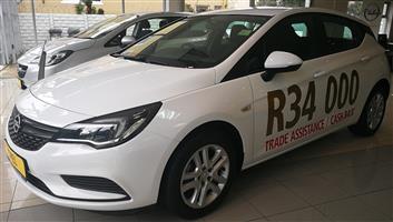 2019 Opel Astra hatch 1.0T Essentia