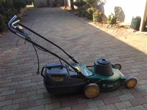 Trimtech 2400 Lawnmower with extension
