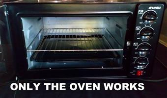Used 44L Oven (Oven ONLY)