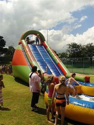 Jumping castles,water slides for sale